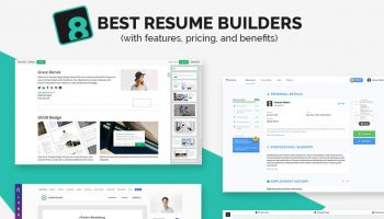 best resume builders