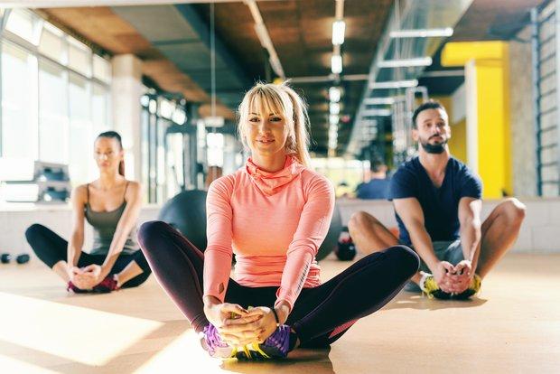 paid-off gym membership