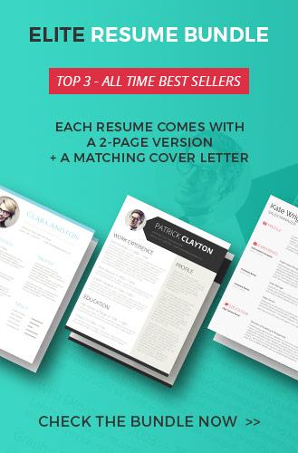 elite resume bundle